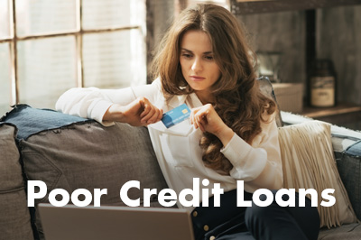 poor credit car and truck loans